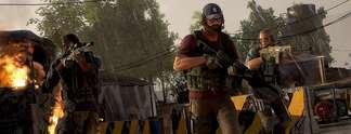 Vorschauen: E3 2016 Ghost Recon - Wildlands: Vier Männer im Spiel, drei Männer im Gespräch (mit Video)