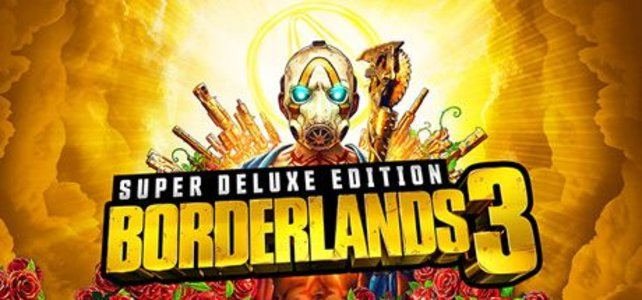 Borderlands 3 in der Super Deluxe Edition.