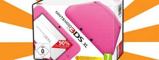 Deals: Schnäppchen des Tages: Nintendo 3DS XL in den Amazon-Blitzangeboten