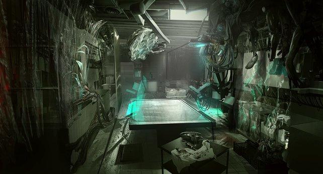 In einem der Gratis-Games für Twitch Prime erwartet euch cooler Cyberpunk-Horror.