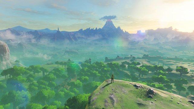 Der gekonnte Wechsel aus Stille und Action ist eine Stärke der Zelda-Spiele.