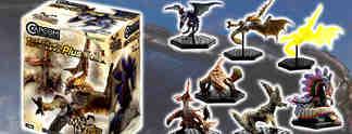 """Capcom veröffentlicht """"Monster Hunter""""-Sammelfiguren in Deutschland"""