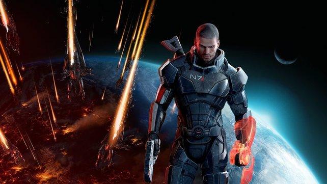 Das Ende von Mass Effect 3 hat fast schon negativen Kult-Status...