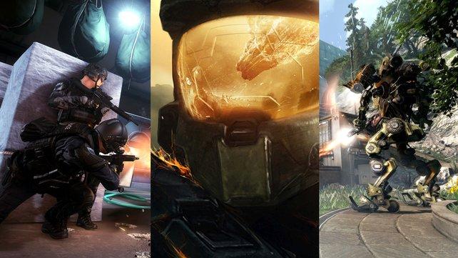 Battlefield, Halo, Titanfall - Klasse Shooter, aber auch rekordverdächtig?