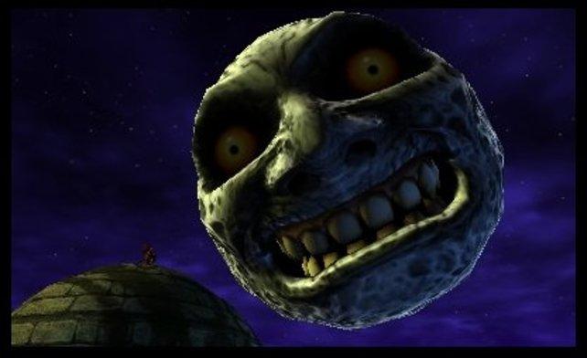 Der Mann im Mond? Nein, der ganze Mond trachtet euch nach dem Leben!