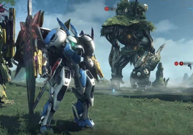 Skells --> die fliegenden Kampfroboter