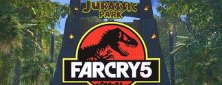 Far Cry 5: Willkommen im Jurassic Park