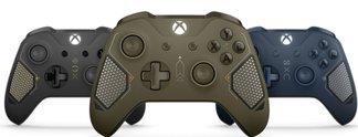 Xbox One: Neuer Controller im Militär-Look