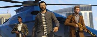 Kolumnen: Als mich in GTA Online eine ganze Lobby jagte