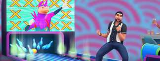 Tests: Die Sims 4 - Bowling-Abend-Accessoires: Kein Abräumer