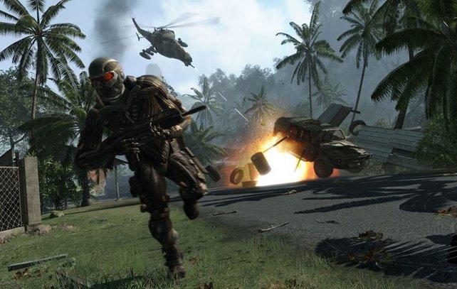 Crysis-Remastered wird nach Fan-Beschwerden verschoben.