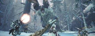 Monster Hunter World - Iceborne: Neue Infos und Trailer zum DLC