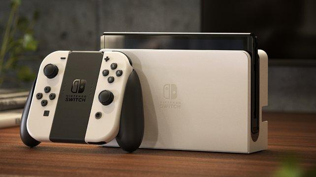 Nintendo Switch (OLED-Version) vorbestellen: Alles zum Preis und zur Verfügbarkeit.