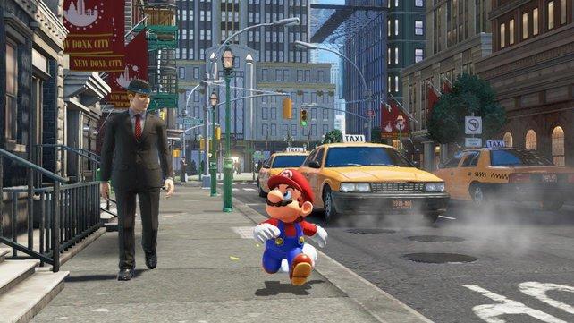 """""""Das ist doch dieser Nintendo!"""" - meine Oma, sinngemäß."""