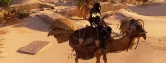 Panorama: Assassin's Creed - Origins: Kamele sind out - jetzt wird auf Chocobos geritten