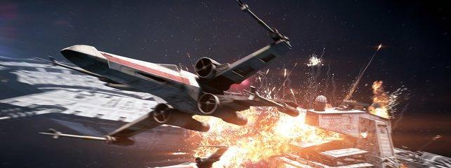 Star Wars - Rogue Squadron: Der N64-Klassiker sieht in HD