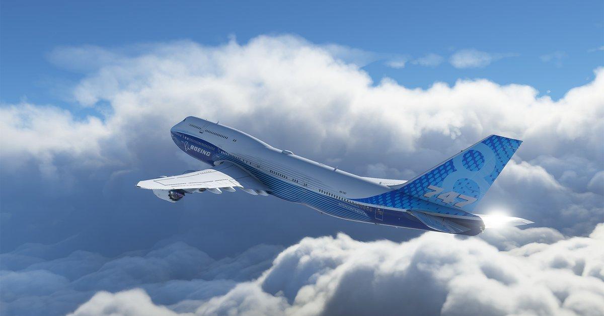Microsoft Flight Simulator: Die größte Simulation aller Zeiten?