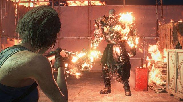 Auch Resident Evil 3 Remake gibt es gerade deutlich günstiger.
