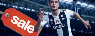 Deal des Tages: PS4 mit FIFA 19 für 279 Euro und viele andere Schnäppchen