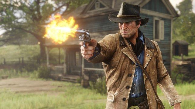Rockstar macht RDR Online-Spielern ein Angebot, das auch Arthur Morgan gebraucht hätte. (Bild: Rockstar Games)