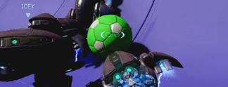 Diese Karte lässt euch Rocket League in Halo 5 zocken