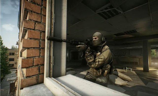 In der Lore von Escape from Tarkov gibt es keine Soldatinnen - die Frage bleibt, warum?