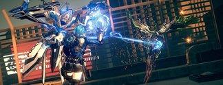 Vorschauen: Endlich wieder Action von Platinum Games