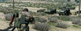 Metal Gear Solid 5 - The Phantom Pain: 30-minütiges Video mit Spielszenen