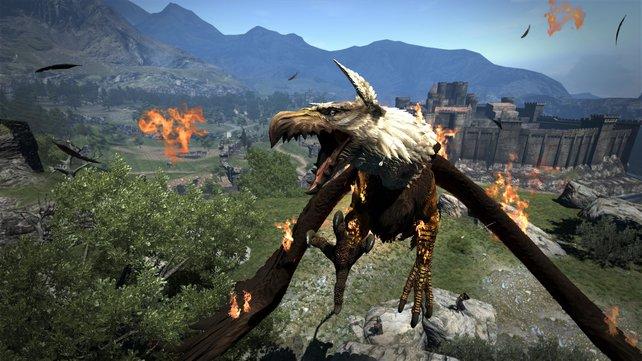 Dragon's Dogma könnte euer neuer Rollenspielgeheimtipp werden.