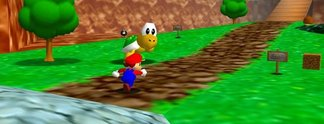 Panorama: Künstliche Intelligenz lernt Mario spielen