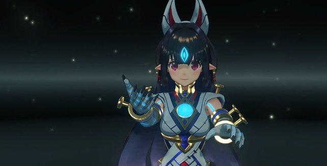 """Kasandra ist dem seltenen Element """"Dunkel"""" zugewiesen und wird euch eine große Hilfe sein!"""