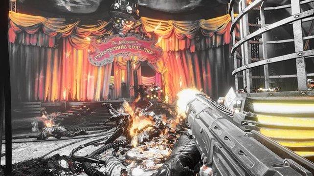 In Killing Floor 2 geht es richtig zur Sache ... würden doch nur die Server laufen.