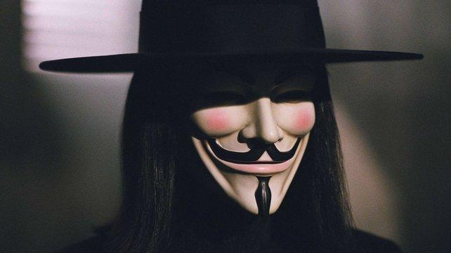 Diese Maske kennt heutzutage fast jeder.
