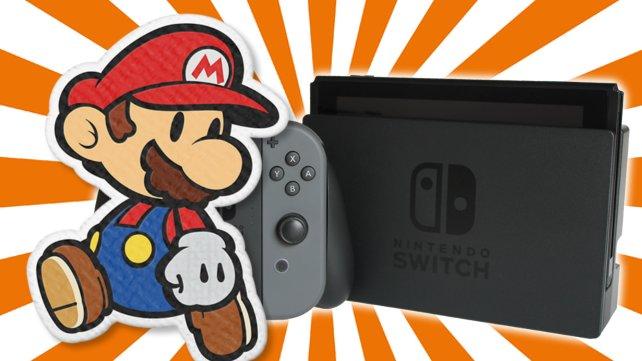 Holt euch jetzt noch Paper Mario zum Spar-Preis!