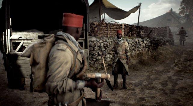 Battlefield 5 erzählt auch von Menschen, die sonst kaum im Mittelpunkt stehen.