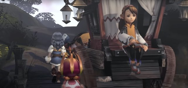 """Auf das Remaster eines beliebten """"Final Fantasy""""-Spiels müsst ihr nicht mehr lange warten."""
