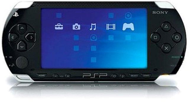Der größte - wenn auch chancenlose - Konkurrent des DS ist Sonys PSP.
