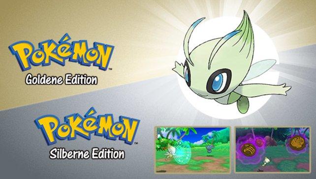 Wer sich Pokémon Goldene oder Silberne Edition im Nintendo eShop kauft, kann sich das mysteriöse Celebi nach Alola holen.
