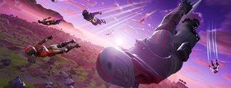 """Fortnite: Sonderpaket für """"PlayStation 4""""-Spieler"""