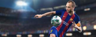 Pro Evolution Soccer 2018: Start der Open Beta auf Xbox One und PS4