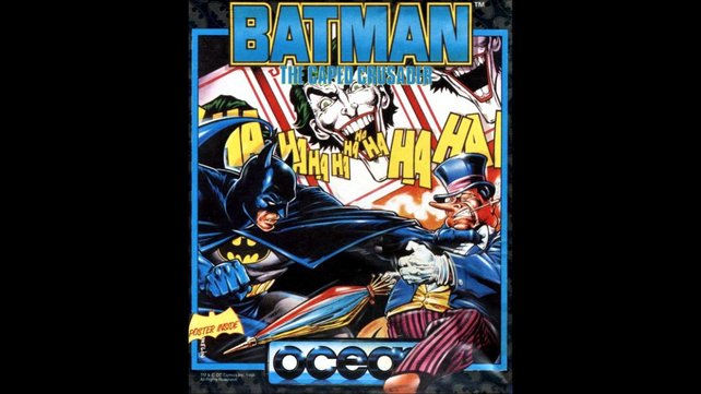 In Batman - The Caped Crusader trefft ihr zum ersten Mal auf Schurken wie den Pinguin und den Joker.