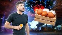 Verdrückt 138.000 Eier im Spiel