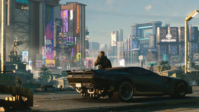 Alleine in Night City? Nicht unbedingt: Ein Mehrspieler-Modus zu Cyberpunk 2077 ist bereits in Arbeit.