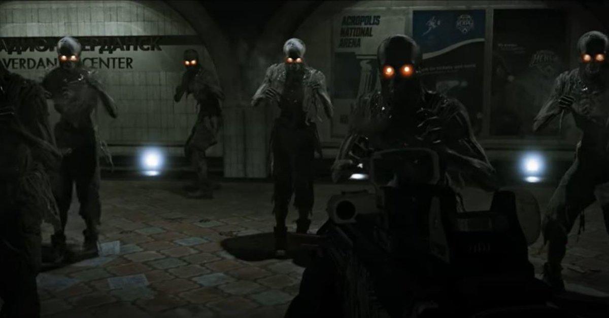 CoD: Warzone - Halloween-Event schickt euch jede Menge Horror auf den Hals