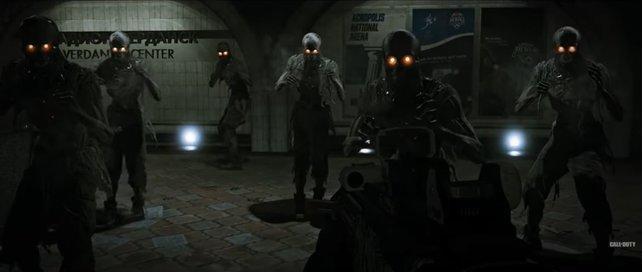 Zu Halloween ist CoD: Warzone nicht mehr sicher: An jeder Ecke warten Zombies und Killer auf euch.