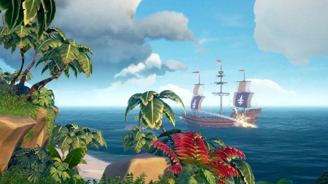 Manche Spieler lauern kleineren Gruppen extra auf, um ihr Schiff zu zerstören.