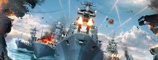 World of Warships ist endlich fertig: Schiffe sind die neuen Panzer