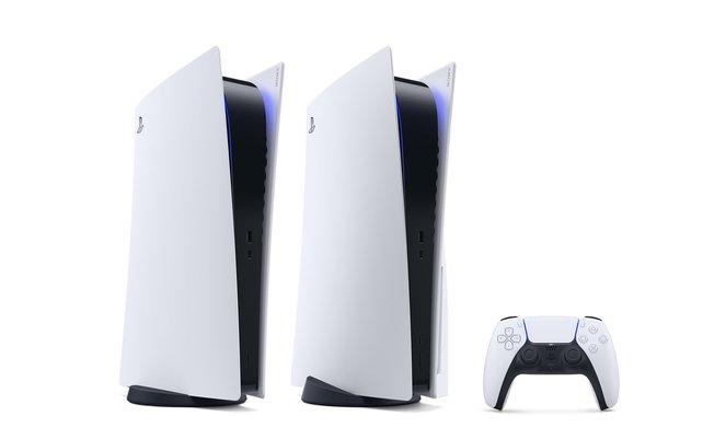 PS5-Vorbestellungen sind ab jetzt online.