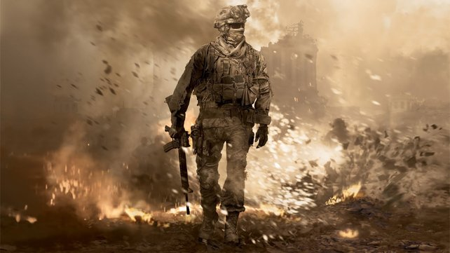 Call of Duty: Modern Warfare 2 Remastered in Amazon-Produktdatenbank aufgetaucht