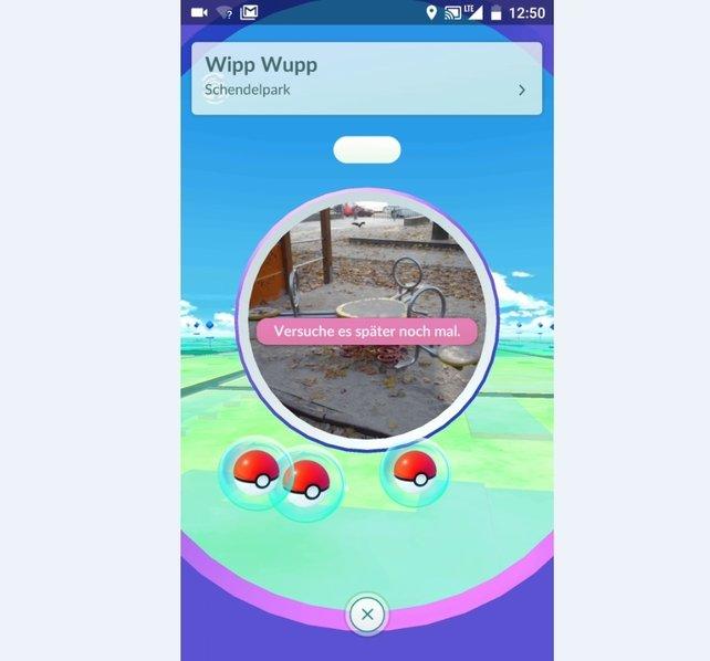 Poké-Stops bringen euch neue Gegenstände und Erfahrungspunkte.